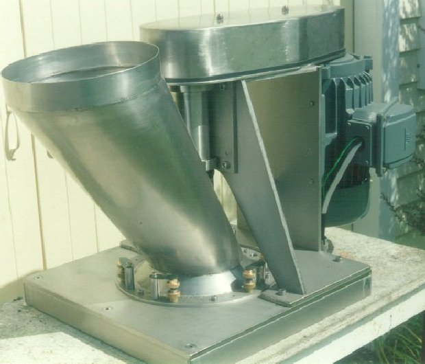 Conical screen mill picture 2